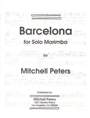 Mitchell PETERS Barcelona