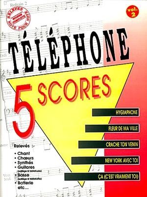 TELEPHONE 5 Scores vol.2