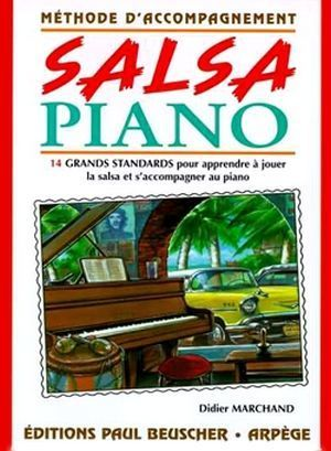 Didier MARCHAND Salsa piano