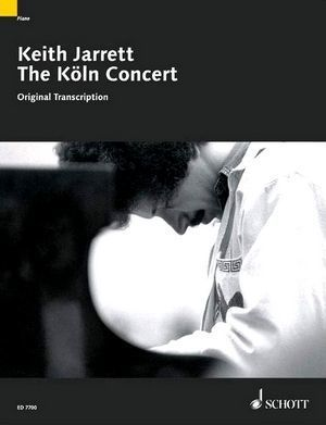 Keith JARRETT The Köln Concert