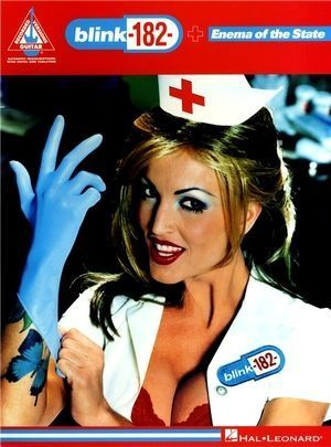 BLINK-182 Enema Of The State TAB