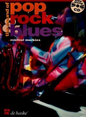 Michiel MERKIES The Sound Of Pop Rock Blues + CD Mallets
