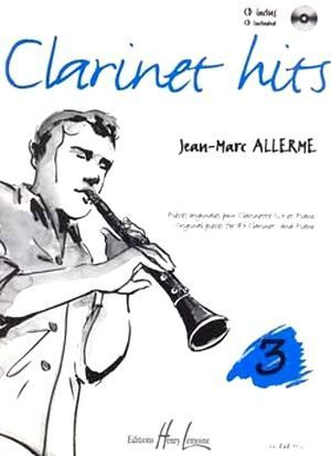 Jean-Marc ALLERME Clarinet Hits vol.3 + CD