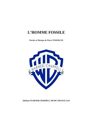L'homme fossile