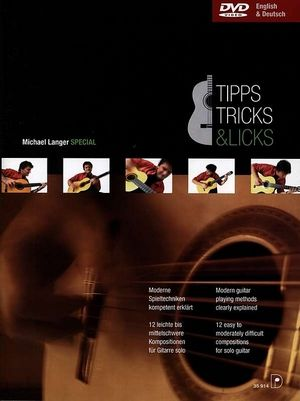 Michael LANGER Tipps, Tricks & Licks + DVD