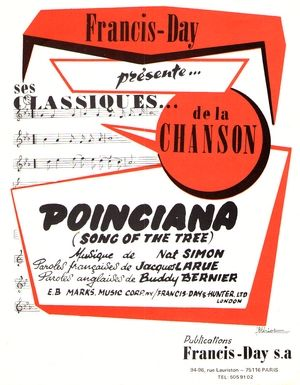 Poinciana (Song Of The Tree)