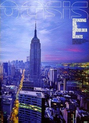 Songbook OASIS Standing In The Shoulder Of Giants TAB (PROMO)