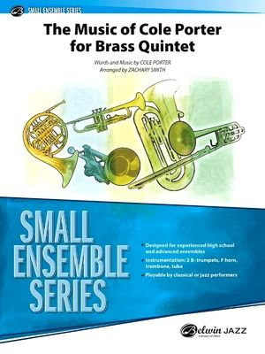 The Music Of Cole For Brass Quintet