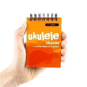 Music Flipbook Ukulele Chords