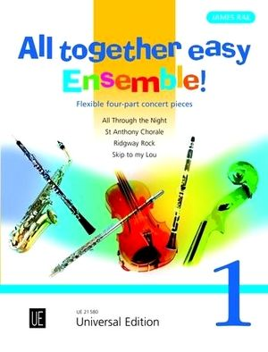 James RAE All Together Easy Ensemble! vol.1