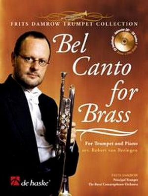 Frits DAMROW Bel Canto For Brass + CD