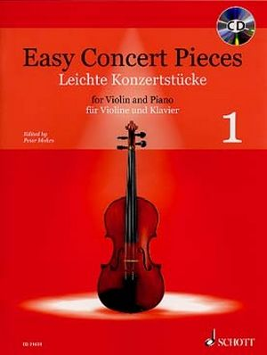 Peter MOHRS Easy Concert Pieces