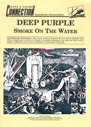 Smoke on the water BASS & DRUMS