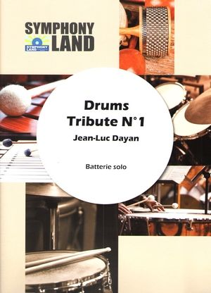 Jean-Luc DAYAN Drum's Tribute 1-10