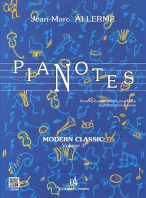Jean-Marc ALLERME Pianotes Modern Classic vol.3