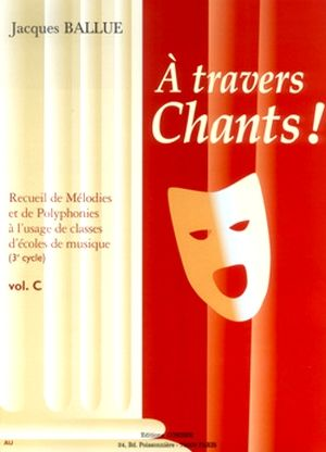 Jacques BALLUE A travers chants vol.C