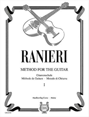 RANIERI Methode de guitare vol.1