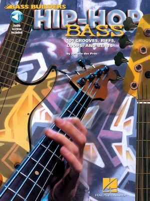 Josquin DES PRES Bass Builder's Hip Hop Bass