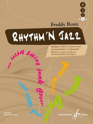 Freddy Roux: Rhythm'n Jazz Volume 1