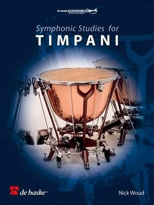 Nick WOUD Symphonic Studies For Timpani