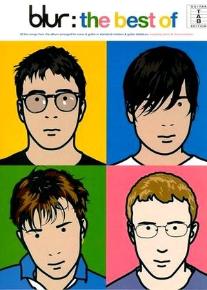 BLUR The Best Of TAB