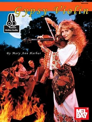 Mary Ann HARBAR Gypsy Violin + CD