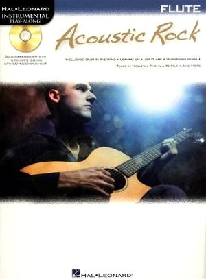 Acoustic Rock Flûte + CD