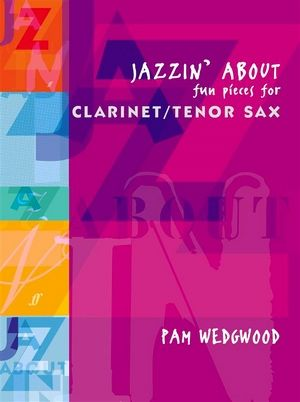 Pam WEDGWOOD Jazzin' About