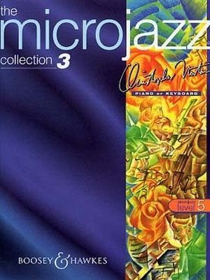 Christopher NORTON The Microjazz collection 3 Level 5