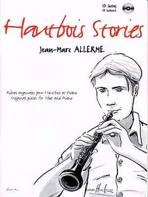 Jean-Marc ALLERME Hautbois Stories + CD