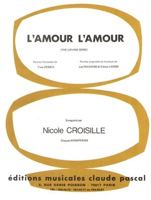 L'amour, l'amour (The Loving Song)