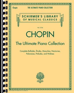 Frédéric CHOPIN The Ultimate Piano Collection