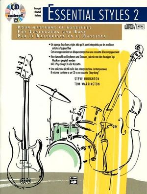 Steve HOUGHTON & Tom WARRINGTON Essential Styles 2 + CD