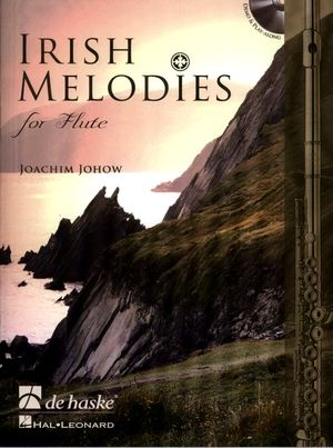 Joachim JOHOW Irish Melodies For Flute + CD
