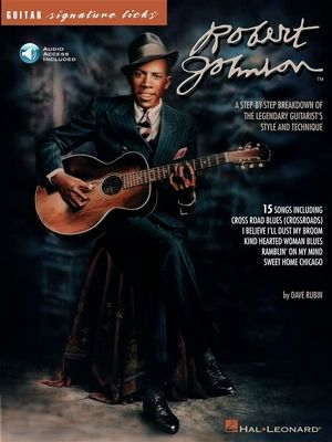 Robert JOHNSON Signature Licks + CD