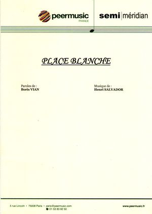 Place Blanche