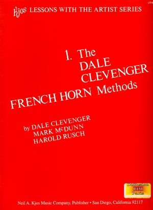 The Dale CLEVENGER French Horn Method vol.2