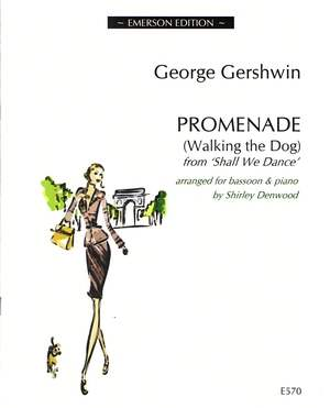 George GERSHWIN Promenade (Walking The Dog)