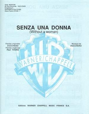 Senza una Donna (Without a Woman)