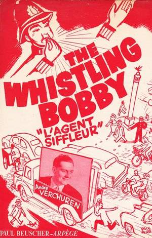 The whistling Bobby (L'agent siffleur)