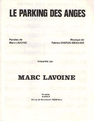Le parking des anges