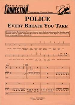 Every Breath You Take Bass/Drums
