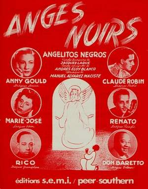 Anges noirs (Angelitos negros)