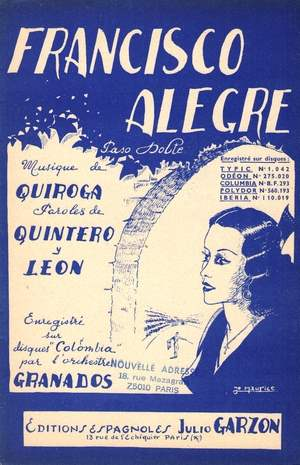 Francisco Alegre