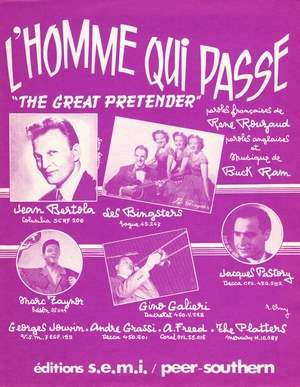 L'homme qui passe (The Great Pretender)