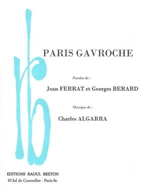 Paris Gavroche