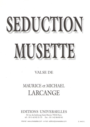 Séduction musette