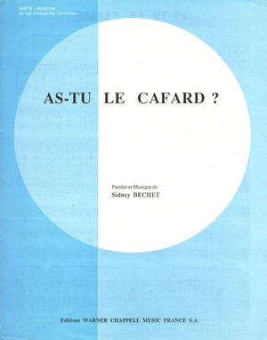 As-tu le cafard?