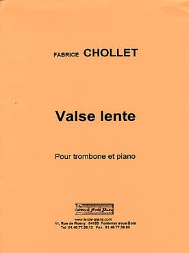 Fabrice CHOLLET Valse lente