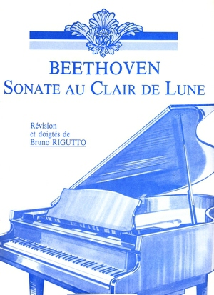 BEETHOVEN Sonate au Clair de Lune